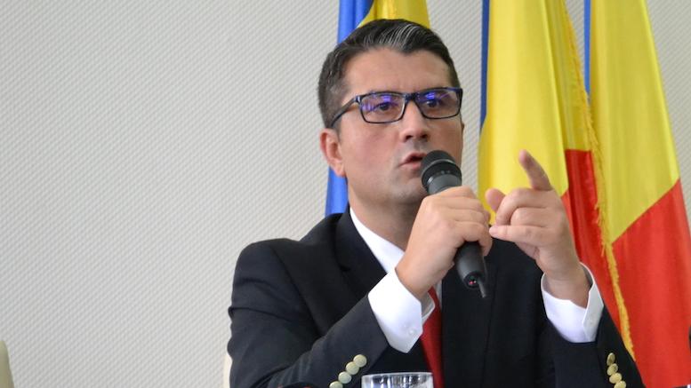 Decebal Făgădău. FOTO Adrian Boioglu