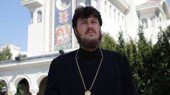 Părintele Eugen Tănăsescu. FOTO Arhiva Personală
