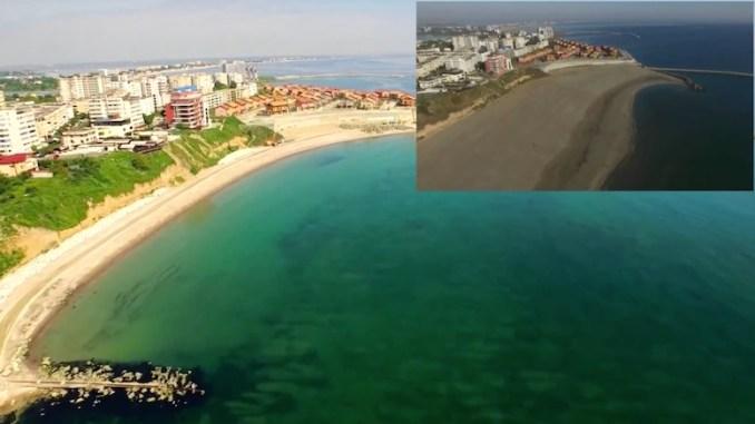 Plajele refăcute. FOTO Claboo Media