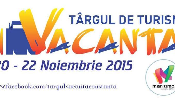Târgul de turism Vacanța 2015
