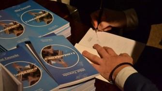 Sesiune de autografe. FOTO Adrian Boioglu