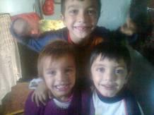 Cine îi ajută să zâmbească? FOTO facebook