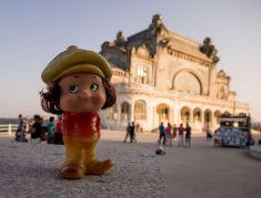 Marce și Cazinoul. FOTO Viorel Papu
