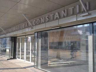 """Centrul Cultural Multifuncțional de tineret """"Jean Constantin"""" din Constanța. FOTO Adrian Boioglu"""