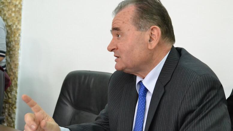 Viceprimarul Mircea Dobre. FOTO Adrian Boioglu