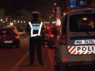 Filtru de poliție rutieră. FOTO arhivă