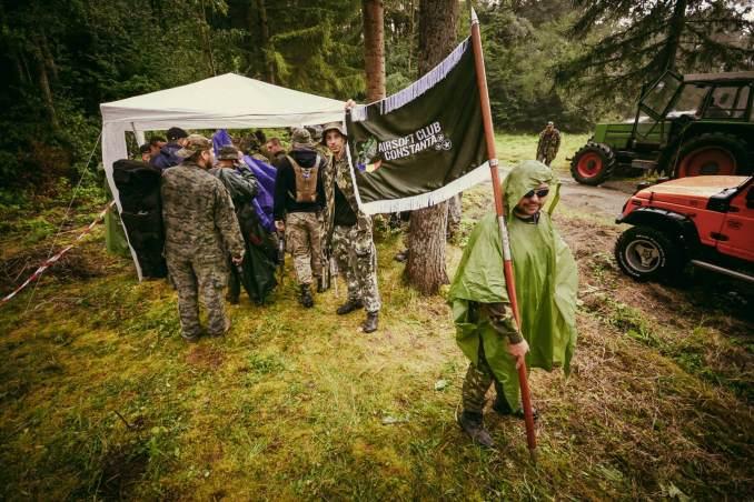 Pregătirea atacului. FOTO Overload