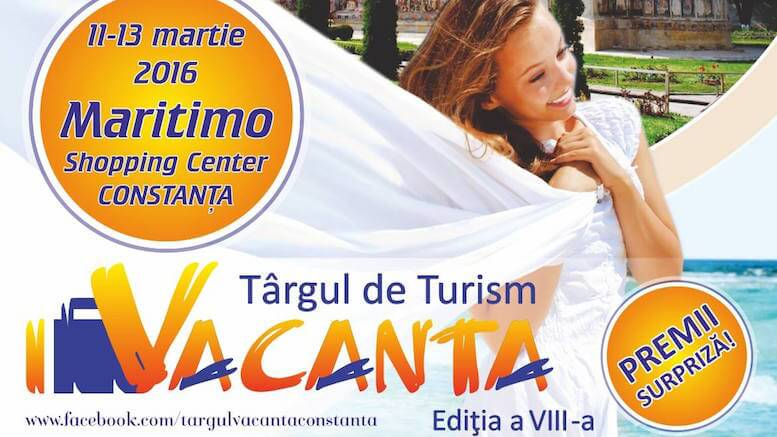 Târgul de Turism Vacanța, martie 2016