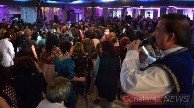 Hora femeilor social democrate. FOTO Adrian Boioglu