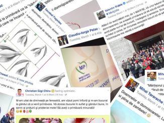 Mesajele candidaților de 1 martie. Colaj FOTO Constanța NEWS