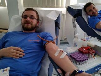 Donatori de sânge