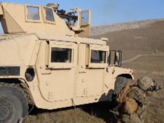 Aplicație militară. FOTO captură video