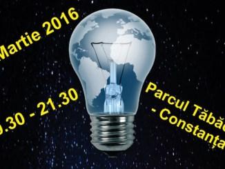 Ora pământului este sărbătorită pe 19 martie 2016