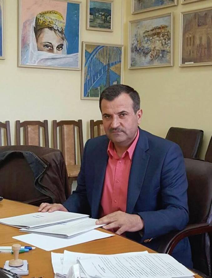 Valentin Vrabie și-a depus candidatura la primăria Medgidia