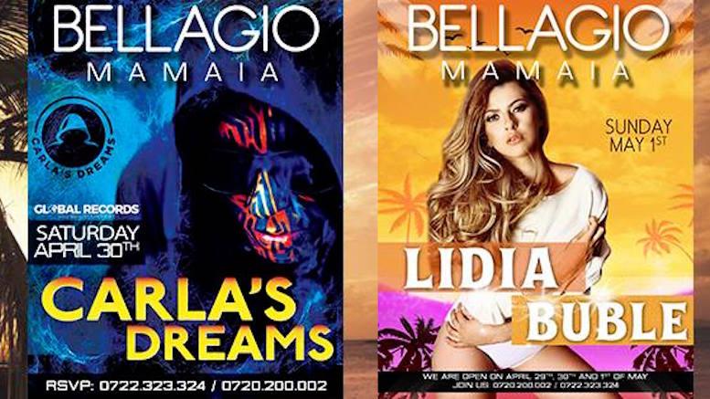 Concert de deschidere a sezonului în Bellagio