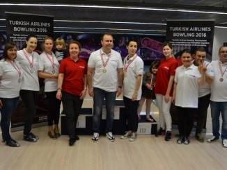 Turkish Airlines Bowling Tournament 2016 Constanța. FOTO Adrian Boioglu