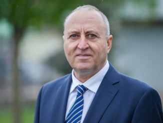 Consilierul Tudorel Chesoi. FOTO Arhiva Personală