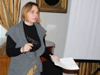 Lavinia Dumitrașcu. FOTO arhiva personală