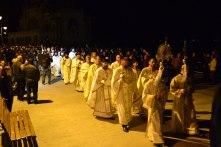 Procesiune religioasă. FOTO Adrian Boioglu