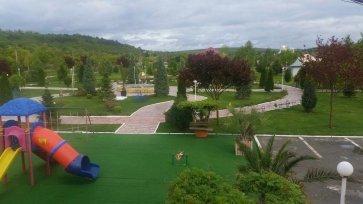 Parcul de la Peștera, județul Constanța. FOTO Adrian Boioglu
