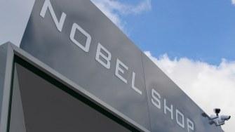 Nobel Shop Constanța. FOTO Adrian Boioglu