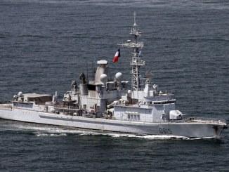 "Fregata franceză ""Jean Bart"" vine la Constanța"