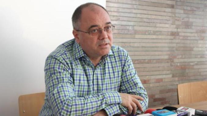 Dănuț Căpățână, directorul Spitalului de Urgență Constanța
