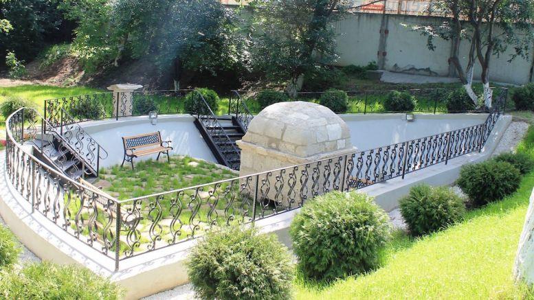 Cișmeaua Otomană. FOTO facebook / T.C. Köstence Başkonsolosluğu
