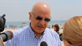 dr. Raed Arafat. FOTO Adrian Boioglu