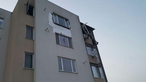 Explozie într-un apartament din Constanța