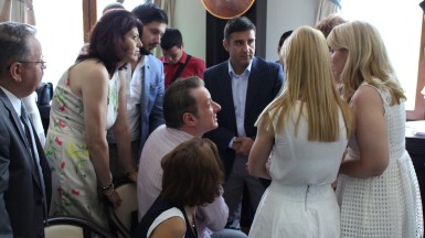 Liberalii nu au fost în stare să propună un viceprimar. FOTO Adrian Boioglu