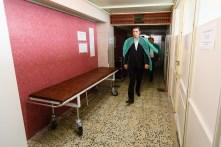 Horia Țuțuianu la Spitalul de Urgență Constanța