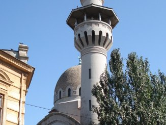 Moscheea Carol I Constanța. FOTO wikipedia
