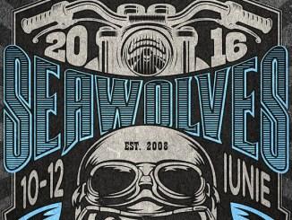 Poster Seawolves Bike Fest la Mamaia