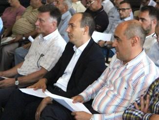 Robert Boroianu și Consilierii județeni ai PNL. FOTO Adrian Boioglu