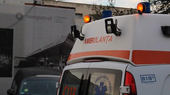 Explozie la Rafinăria Petromidia. FOTO Adrian Boioglu