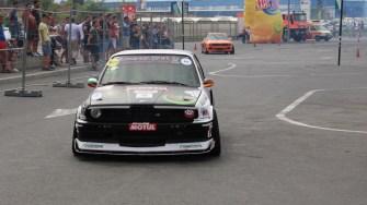 Campionatul Național de Drift la Constanța. FOTO Adrian Boioglu