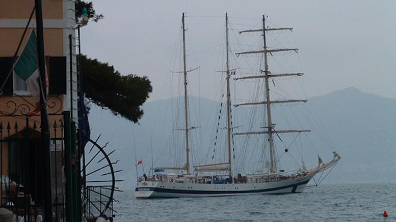 Velierul Pogoria. FOTO Wikipedia