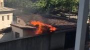 Incendiu la biserica Ioan Botezătorul din Constanța