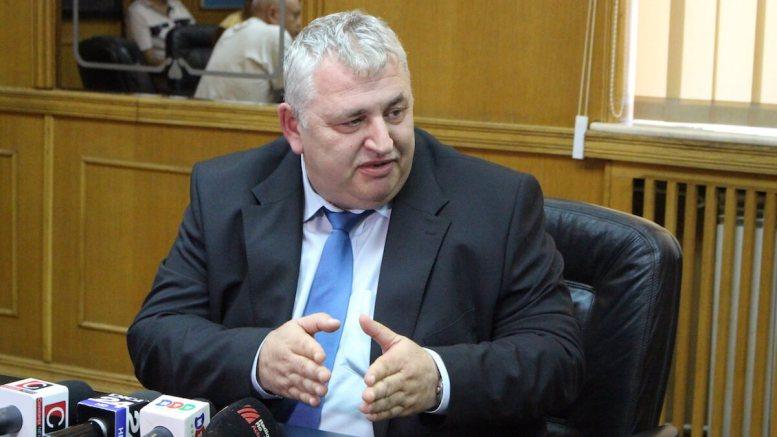 Nicolae Dan Tivilichi, directorul Administrației Portului Constanța. FOTO Adrian Boioglu