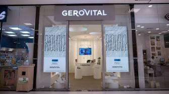 Magazin Gerovital Constanța