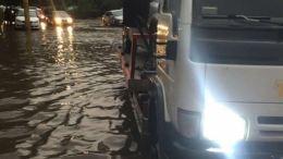 Inundație la Constanța