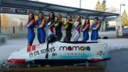 Echipa de bob care evoluează la Mamaia