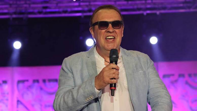 Gabriel Cotabiță la Carusel Cooltural