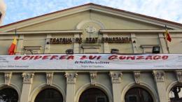 """""""Uciderea lui Gonzago"""" la Teatrul de Stat Constanța. FOTO Adrian Boioglu"""