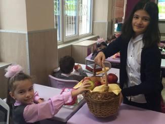 Proiecte de toamnă la școala Gheorghe Țițeica din Constanța
