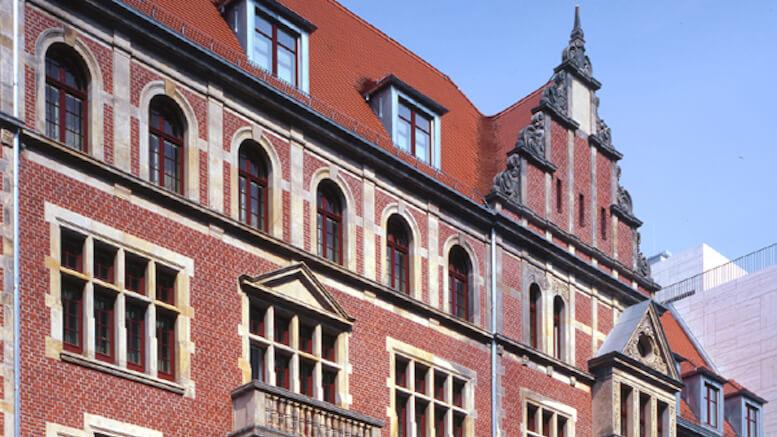 Ambasada României la Berlin. FOTO mae.ro