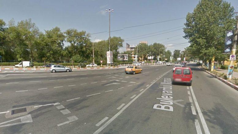 Intrarea în stațiunea Mamaia. FOTO Google Maps