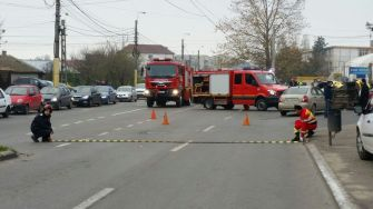 Accident la Academia Navală
