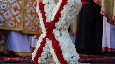 Crucea Sfântului Andrei. FOTO Adrian Boioglu